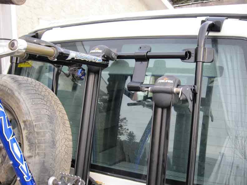Eurovan Bike adapter